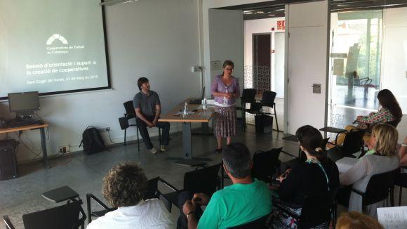 90 persones s'interessen per l'emprenedoria social i el cooperativisme