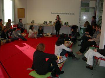L'Institut de la Infància ofereix una sessió de formació per a educadors infantils