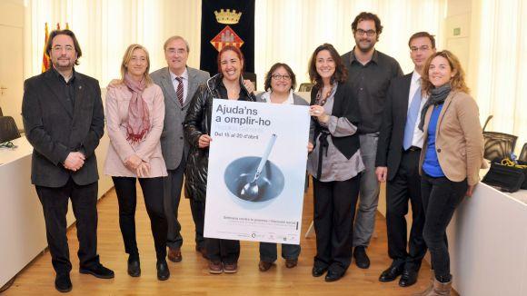La Setmana contra la Pobresa i l'Exclusió Social arriba a la ciutat amb Cugat.cat i el suport de 60 entitats