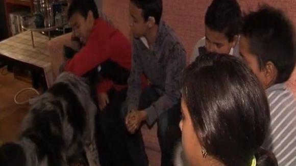 'La 7mana Vallès' visita l'associació Sant Cugat amb el poble sahrauí