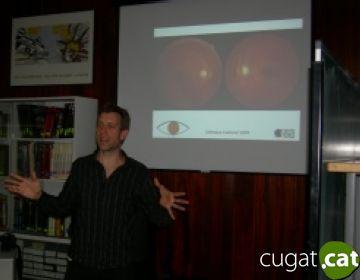 Una xerrada sobre la mirada explica perquè una mateixa imatge es pot veure de maneres diferents
