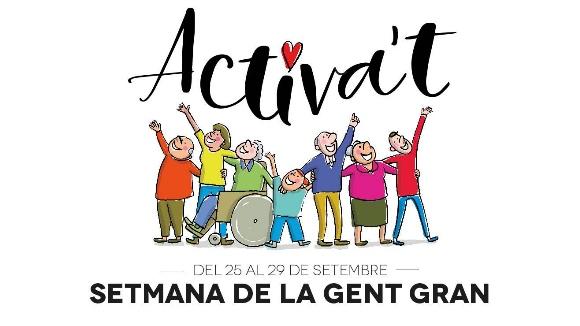 Setmana de la Gent Gran: Xou de la gent gran