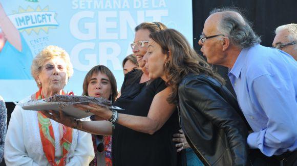 La Setmana de la Gent Gran compleix 10 anys a Sant Cugat