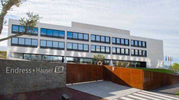 Endress+Hauser compra una parcel·la a Sant Cugat per ampliar la seva seu