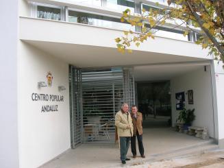La comunitat andalusa a la ciutat incorpora la santcugatenca Charo Carrégalo com a membre adoptiva