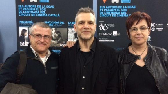 El Circuit de Cinema Català passa per la ciutat amb tímida presència de públic