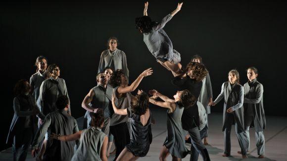 Un moment de l'espectacle / Font: Sharon Fridman