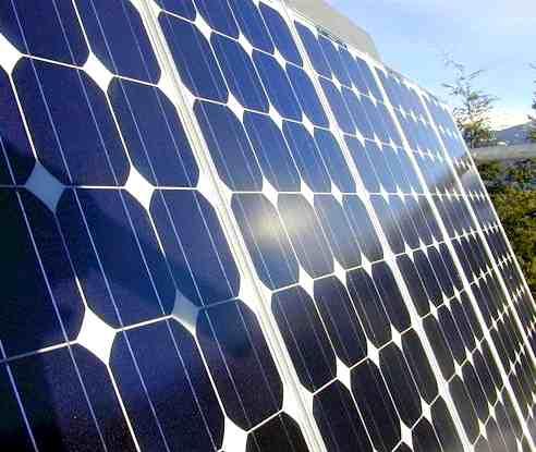La producció d'energia renovable anual arriba al consum equivalent de 1.500 habitatges anuals