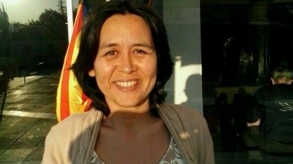 Shirka Sinche, nova coordinadora de l'ANC de Sant Cugat