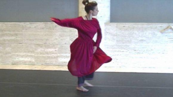 La dansa més moderna inunda el vestíbul del Teatre-Auditori