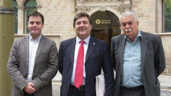 Donen la raó a SI sobre el cas dels sobresous dels presidents del PSC de la Diputació
