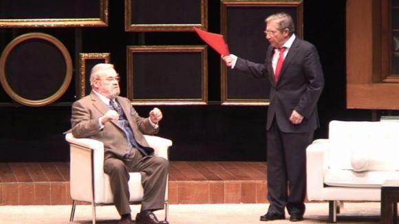 El Teatre-Auditori, l'última parada de 'Sí, primer ministre'