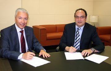 Cecot i Egarsat treballen conjuntament per reinserir treballadors discapacitats