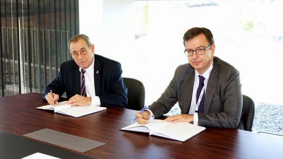 Grifols firma un crèdit de 100 milions d'euros amb el Banc Europeu d'Inversions