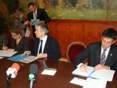 El primer pas cap a aquests Governs Territorials va ser, a mitjans de març, la signatura del Pacte per la Salut