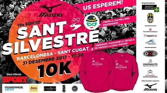 19a Cursa Sant Silvestre Barcelonesa-Sant Cugat