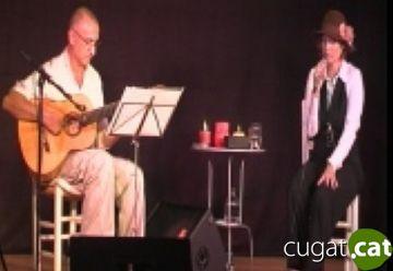 Sílvia&Foly ofereix un espectacle íntim a la UREF