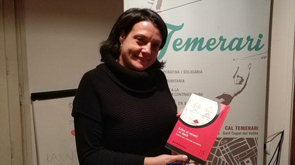 Sílvia Martínez Grau, professora: 'La idea de l'adoctrinament vol crear alarma social'