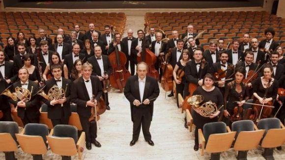 L'Orquestra Simfònica de Sant Cugat produeix l'espectacle / Foto: Teatre-Auditori