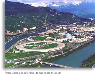 El sincrotró anirà al Parc Teconològic del Vallés.