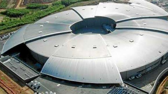 L'accelerador de partícules Alba, a Cerdanyola del Vallés / Foto: Sincrotró Alba