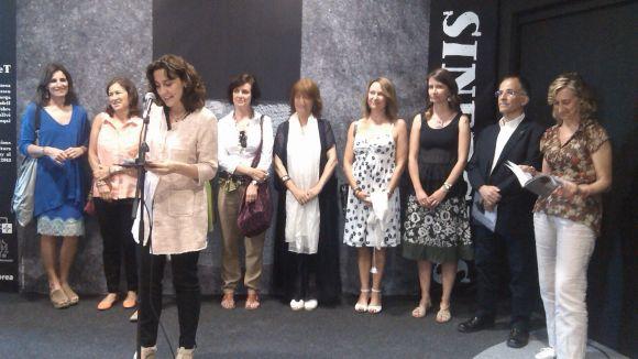 'Sinergies' mostra els treball de set artistes locals a la Casa de Cultura