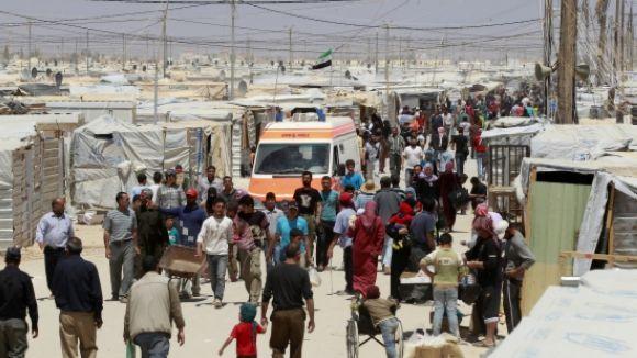 45 santcugatencs s'han ofert per ajudar els refugiats que arribin a la ciutat
