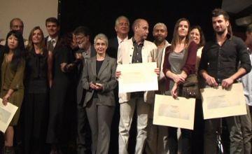 Els premis de Pintura de Petit Format Autocugat reconeixen la trajectòria de Josep Maria Subirachs