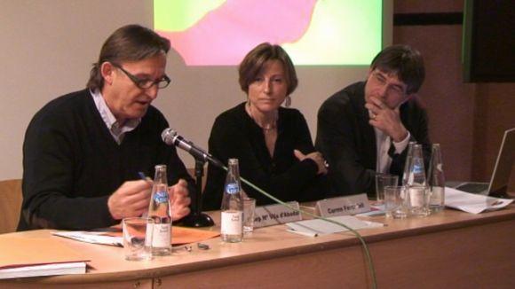 Funcionaris estatals de Catalunya reivindiquen el seu rol al procés sobiranista