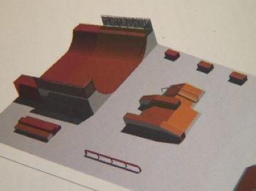 Impuls per remodelar l'skatepark del parc de la Pollancreda