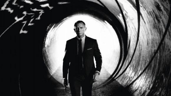 James Bond visita Sant Cugat amb 'Skyfall'