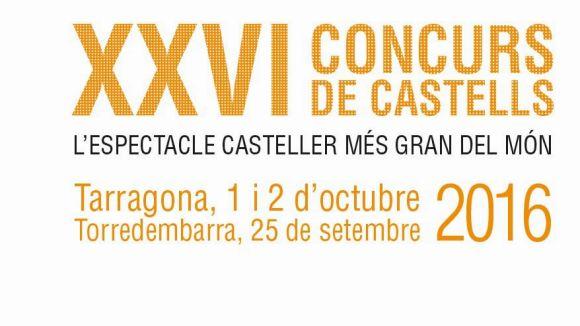 El Concurs de Castells de Tarragona i les festes de Santa Tecla, al 'NiTrad'