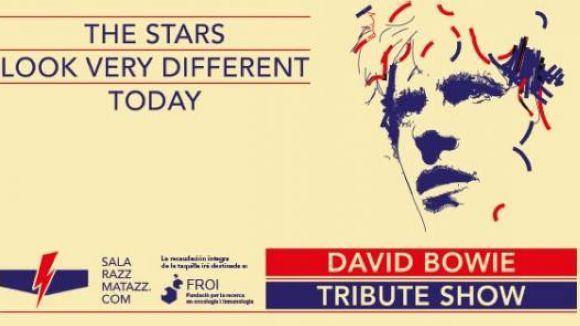 Empar Moliner, Álex Torío i Mi Capitán participen avui a l'homenatge a David Bowie a Razzmatazz