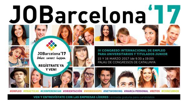 Empreses amb seu a Sant Cugat buscaran treballadors a la fira JOBarcelona'17