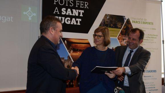 Neix l'Smart Meeting, un catàleg per promocionar el turisme de reunions a Sant Cugat