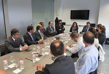Ajuntament i Smart Urbs 21 sumen sinergies en el projecte de ciutat intel·ligent