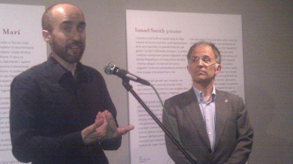 Ismael Smith: gravat a la memòria