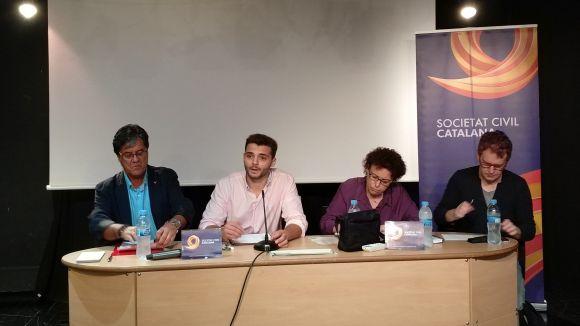 Societat Civil Catalana insta la Generalitat a no 'mobilitzar la gent amb mentides'