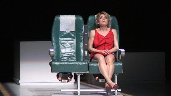 Sol Picó demostra al Teatre-Auditori per què porta 20 anys 'fent puntes' als escenaris