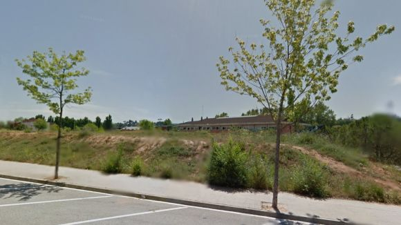Imatge del solar / Foto: Google Street