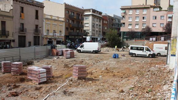 Les obres dels pisos protegits de Rius i Taulet començaran després de Reis i afectaran la mobilitat