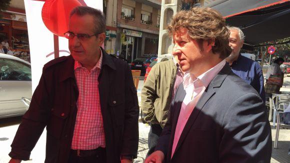 Corbacho defensa el PSC com la candidatura contra les desigualtats socials