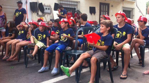 El Grup d'Autoprotecció de Sol i Aire tanca una Festa Major d'aniversari