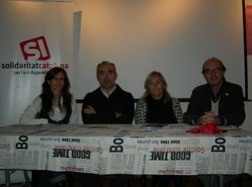 Solidaritat Catalana creu en el vot santcugatenc pel 28-N