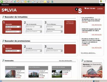 Banc Sabadell llança Solvia.es, un nou portal immobiliari