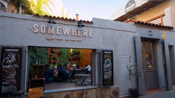 El Somewhere Cafe rep el Premi Cambra a l'Empresa de Nova Creació