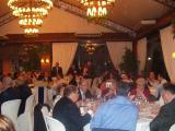El sopar va fer-se al restaurant La Masia