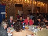 El sopar va aplegar poc més de 500 persones.