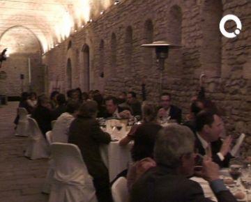 Promusa celebra el seu 20è aniversari amb un sopar institucional al Claustre