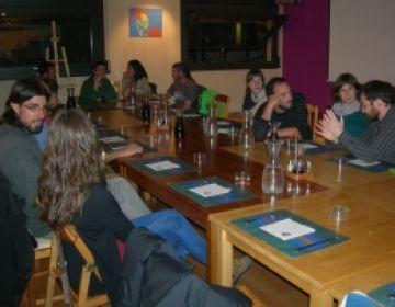 La CUP explica la filosofia dels menjadors escolars ecològics